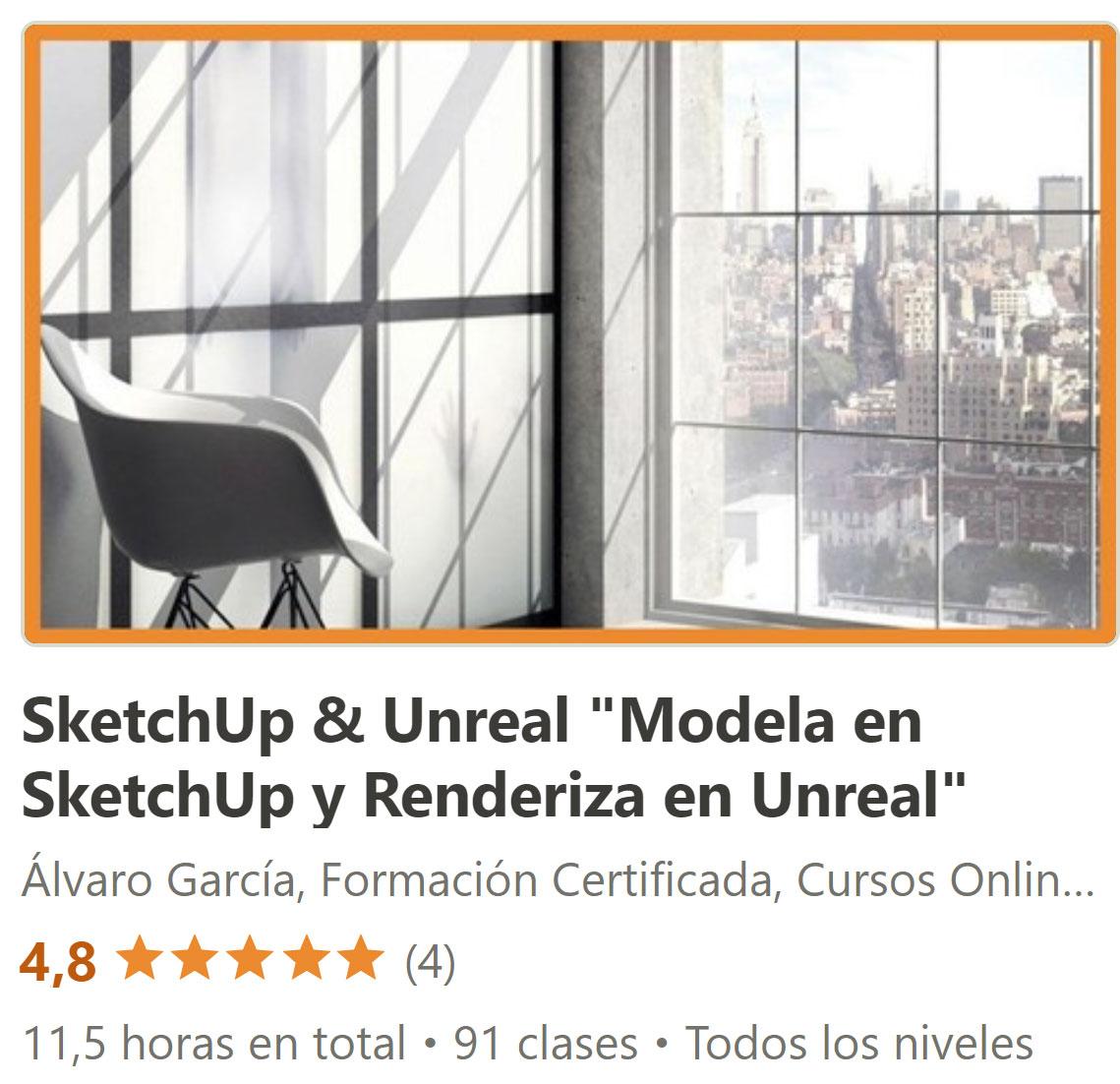 curso-sketchup-y-unreal